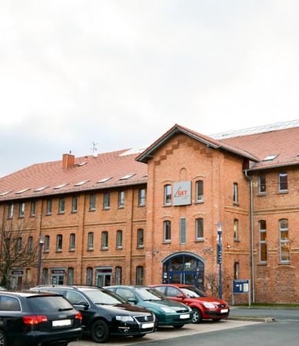 ...your business Modernes Bürozentrum mit Gründerzeit-Charme