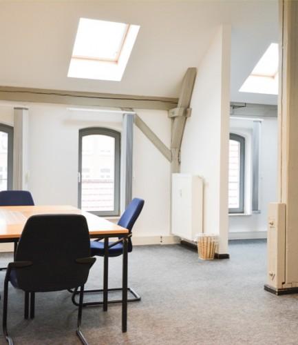 ...your office Attraktive Räume zur freien Entfaltung
