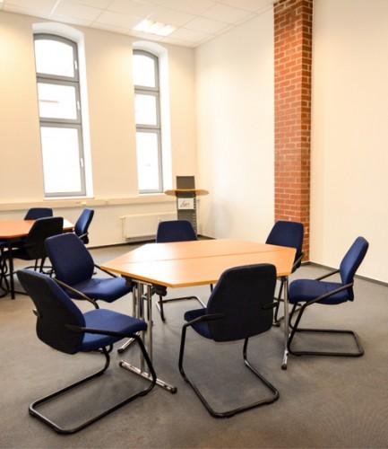 ...together Platz für Seminare und Weiterbildungen